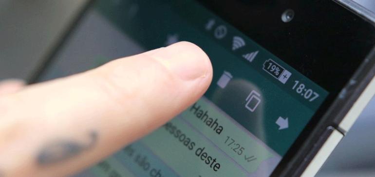 WhatsApp permitirá eliminar mensajes enviados