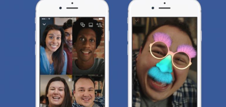 Messenger lanza videollamadas grupales