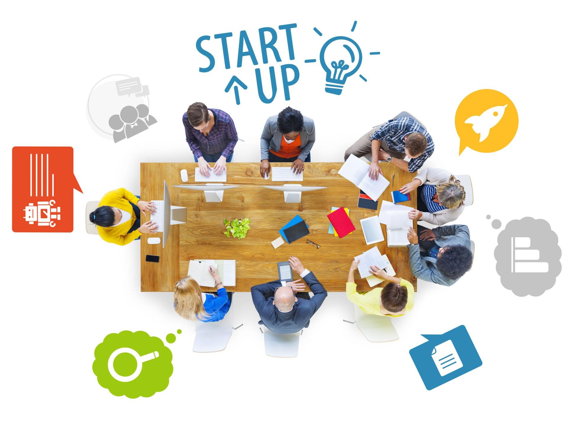 Start-Up La nueva tendencia empresarial.