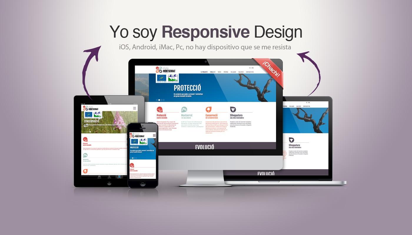 Dise o web responsive permite ver una p gina web mejor for Sitio web ministerio del interior