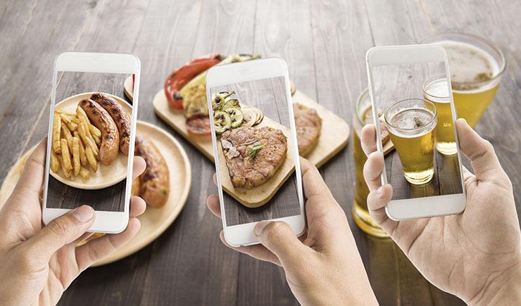 apps y la hostelería